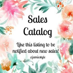 My Closet Sales Catalog